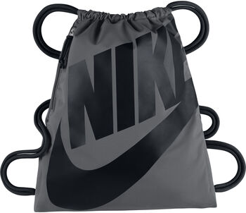 Nike Saco Heritage Gymsack Negro