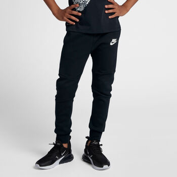Nike Pantalon B NSW TECH FLEECE PANT niño Negro
