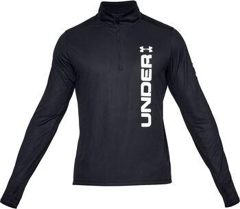 Under Armour Camiseta con cremallera de ¼  Speed Stride Split para hombre