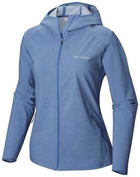 Columbia Chaqueta softshell Heather Canyon™ para mujer