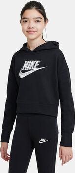 Sudadera Nike Sportswear Niñas Negro