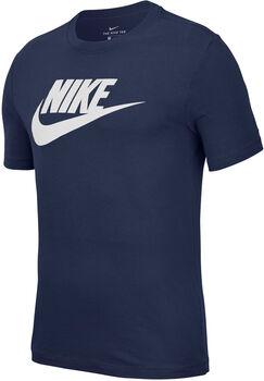 Nike Camiseta Manga Corta Icon Futura hombre Azul