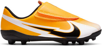 Nike BotaVAPOR 13 CLUB MG PS (V) niño Naranja