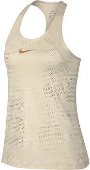 Nike Pro mujer Marrón