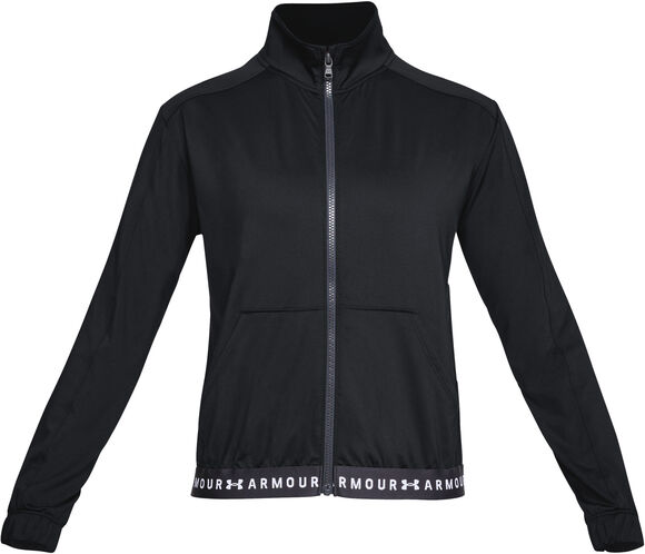 HG Armour Full Zip-BLK