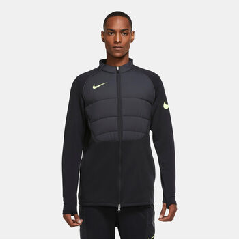 Nike Chaqueta Therma Strike Men's Synth hombre Negro