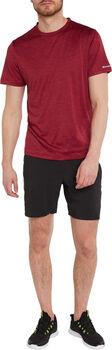 ENERGETICS Camiseta m/c Tibor ux hombre Rojo