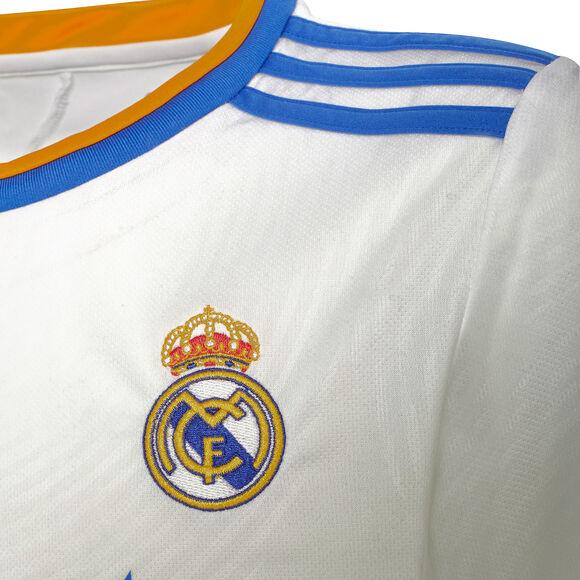 Camiseta Primera Equipación Real Madrid 21/22 Jr