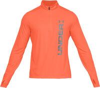 Camiseta con cremallera de ¼ UA Speed Stride Split para hombre