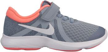 Nike Revolution 4 (PSV) Niña Gris
