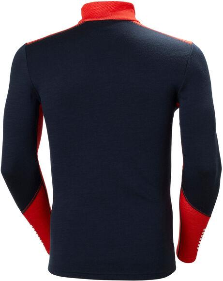 Camiseta LIFA MERINO MIDWEIGHT 1/2 ZIP