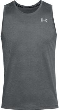 Under Armour Camiseta Streaker 2.0 hombre Gris