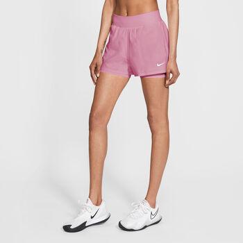 Nike Pantalón Corto Court Flex Victory mujer Rosa