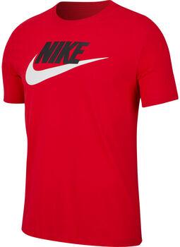 Nike Camiseta m/c M NSW TEE ICON FUTURA hombre Rosa