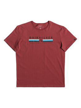 Quiksilver Get Bizzy - Camiseta para Hombre