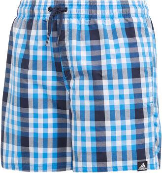 ADIDAS Check Swim Shorts Niño