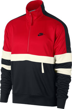 Nike Chaqueta Air hombre Rojo