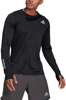 adidas Camiseta manga larga Own the Run hombre