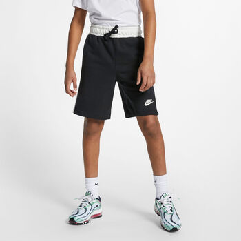 Nike Air Short de niño Negro