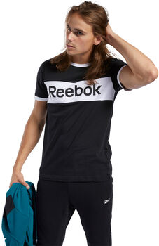 Reebok Camiseta Training Essentials Linear Logo hombre