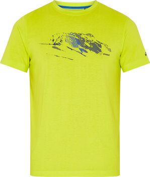 McKINLEY Camiseta Manga Corta Kimo ux hombre Amarillo