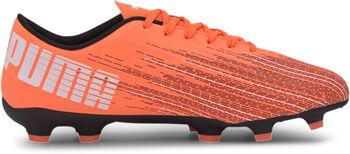 Puma Botas de fútbol Ultra 4.1 FG/AG hombre Naranja