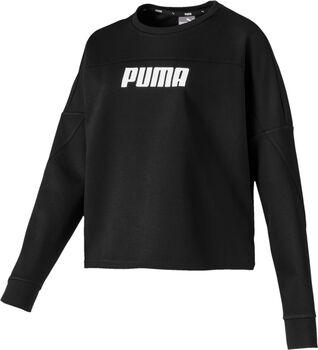 Puma Sudadera NU-TILITY Cropped Crew Sweat mujer