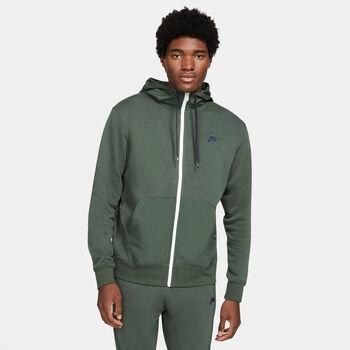 Nike Sportswear Sudadera con capucha y cremallera  hombre Verde