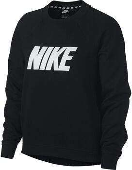 Nike Sportswear AV15 CREW HOL mujer Negro