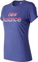 Camiseta Graphic Heather Tech Crew