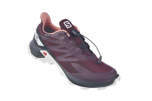 Salomon - Zapatillas de trailrunning Supercross Blastlast Gtx - Mujer - Zapatillas Running - 37 1/3