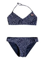 Seaside Lover - Conjunto de Bikini Triangular Bralette para Chicas 8-16