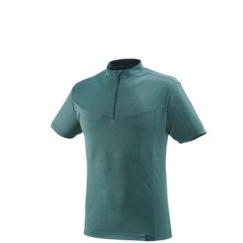 Millet Camiseta ISEO ZIP TS SS hombre