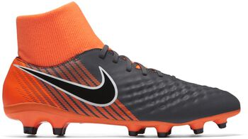 Bota fútbol Nike Magista Obra 2 Academy DF FG Negro