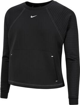 Nike Camiseta manga larga fitness mujer