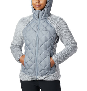 Columbia Jersey Techy Hybrid Fleece mujer