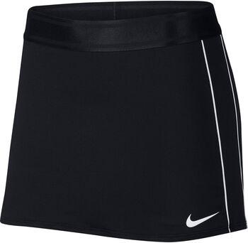 Nike Falda W NKCT DRY SKIRT STR mujer Negro