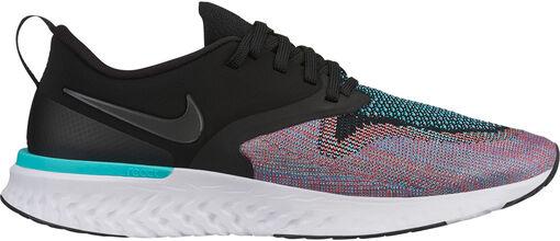 Nike - Zapatilla W NIKE ODYSSEY REACT 2 FLYKNIT - Mujer - Zapatillas Running - Negro - 6