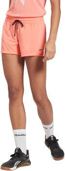 Reebok Pantalón Corto Workout Knit Poly mujer