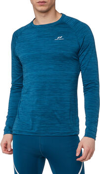 PRO TOUCH Camiseta m/l Rylungo II ux hombre Azul