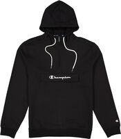 Sudadera Hooded Half Zip Sweatshirt