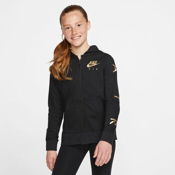 Nike Air Full-Zip Fleece niña