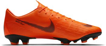 Botas fútbol Nike Mercurial Vapor 12 Pro FG hombre Naranja