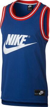 Nike Sportswear s Mesh Tank hombre Púrpura