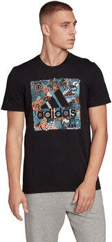 adidas Camiseta Manga Corta Doodle BoS hombre