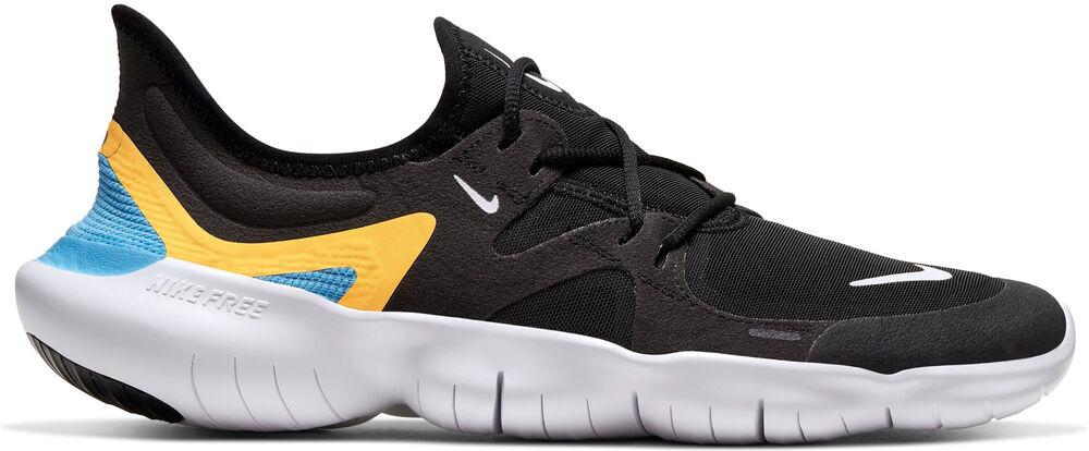 Nike Free RN 5.0 black/white/university blue