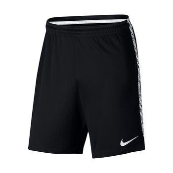 Short fútbol Nike DRY SQD SHORT K hombre Negro