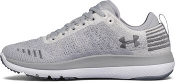 Under Armour Zapatillas de running UA Threadborne Fortis 3 para mujer Gris