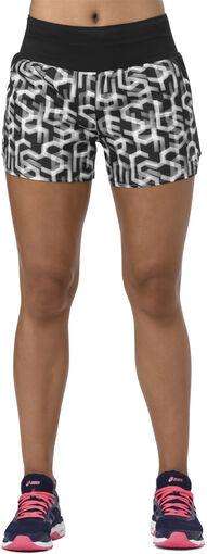 Asics - Pantalones cortos estampados de