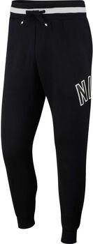Nike Pantalón Air Fleece hombre Negro